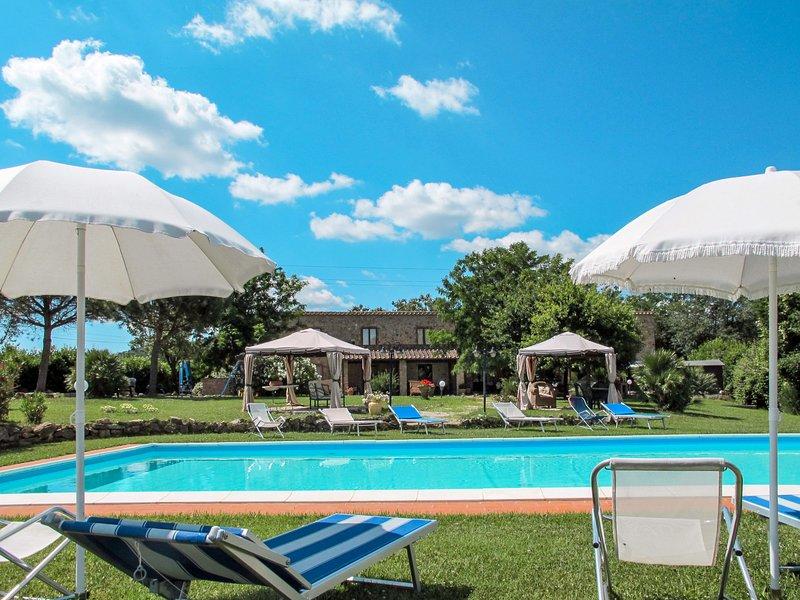 Le Cascatelle (MSS230), vacation rental in La Pesta