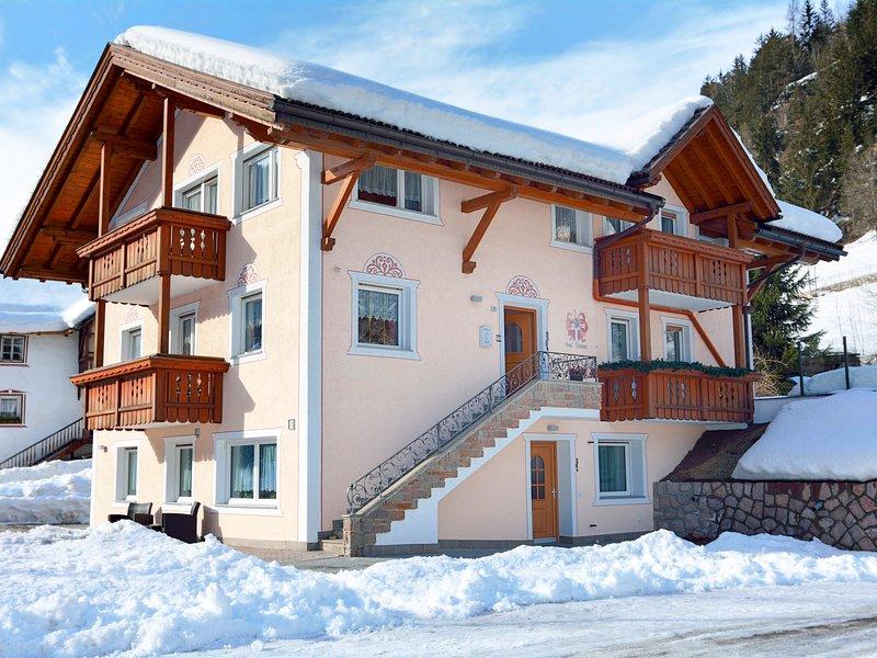 Plan de Socrep (SCR180), casa vacanza a Selva di Val Gardena