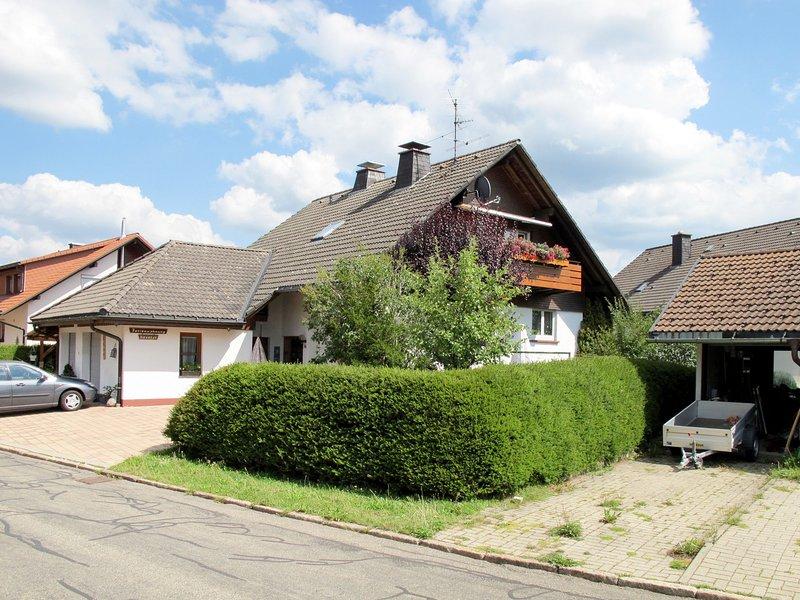 Schleuniger (SSE105), vacation rental in Schluchsee