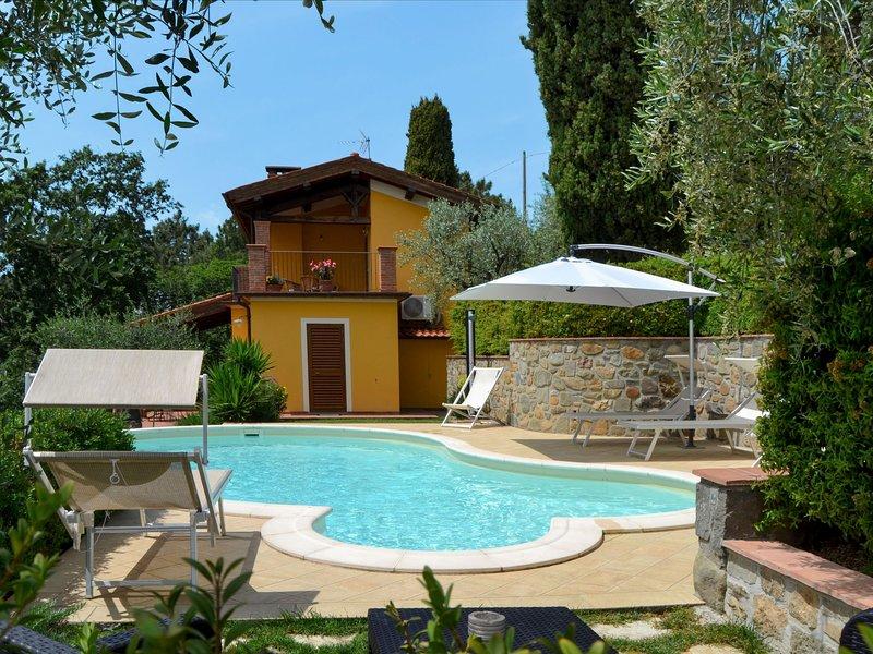 Villa i Cipressi (MTM170), location de vacances à Montecatini Terme