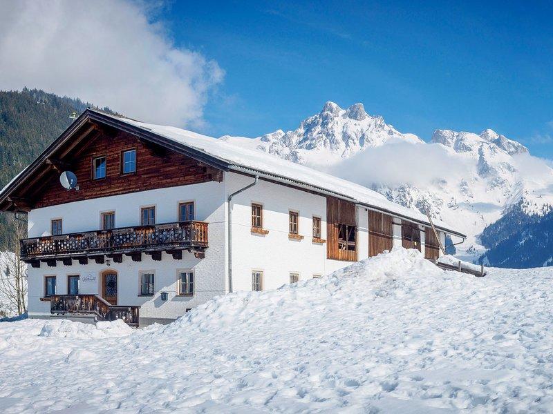 Glatzbichl (WRF120), holiday rental in Abtenau