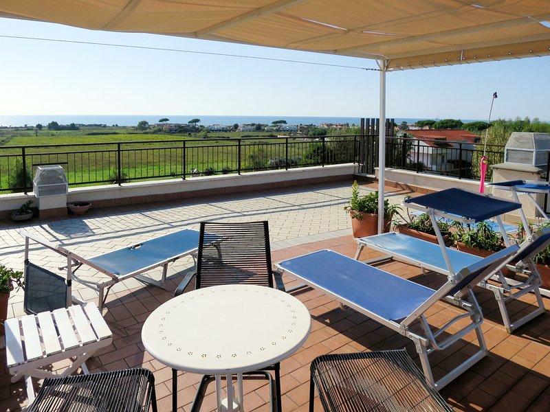 Algamarina (MCV100), holiday rental in Palo Laziale