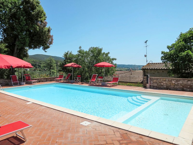 Magnolia (PSN121), vacation rental in Pieve di Santa Luce