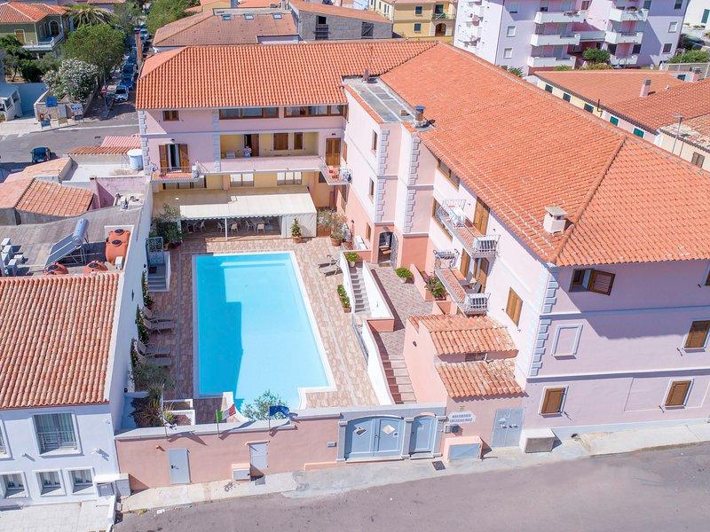 Cristal Blu (STT151), holiday rental in Terravecchia-portoquadro