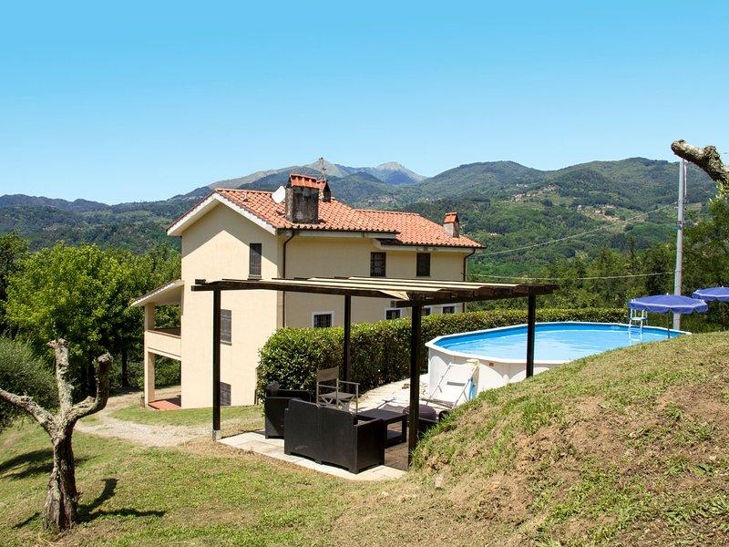 Buratto (LUU103), holiday rental in Orbicciano
