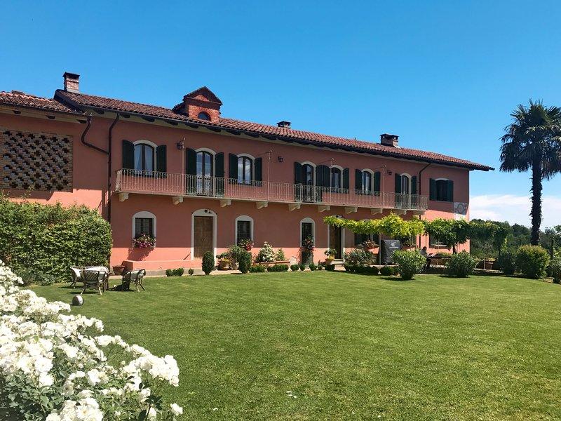 Bric del Vento (SLI200), Ferienwohnung in Capriglio