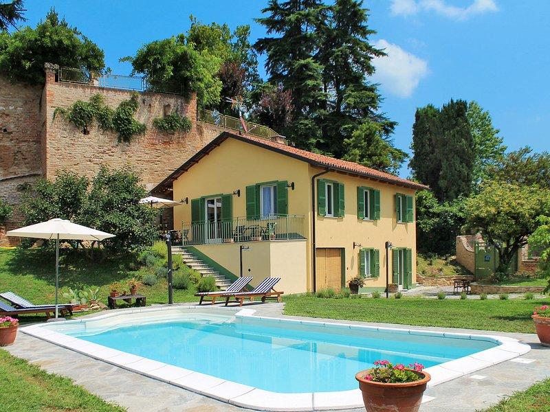 La Cuccagna di Don Bosco (MTF171), Ferienwohnung in Capriglio