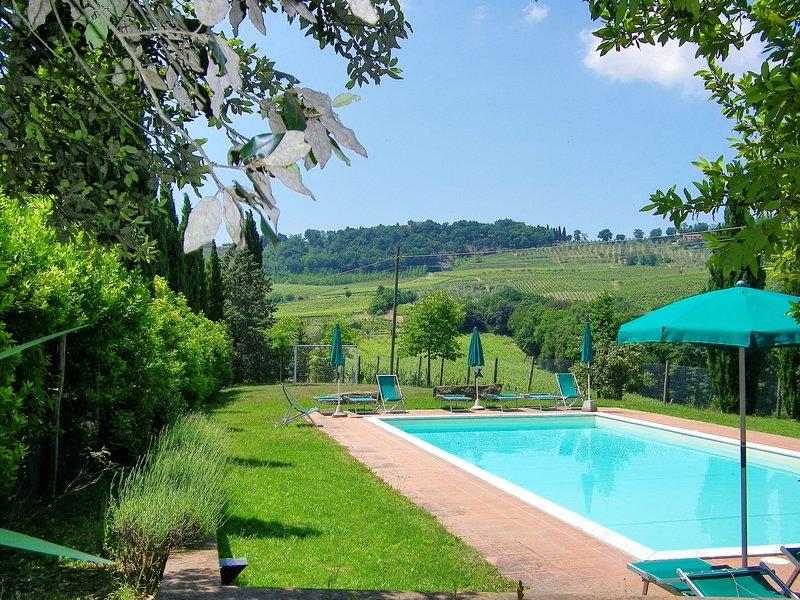 Alle Vacche (SGI140), casa vacanza a Pancole