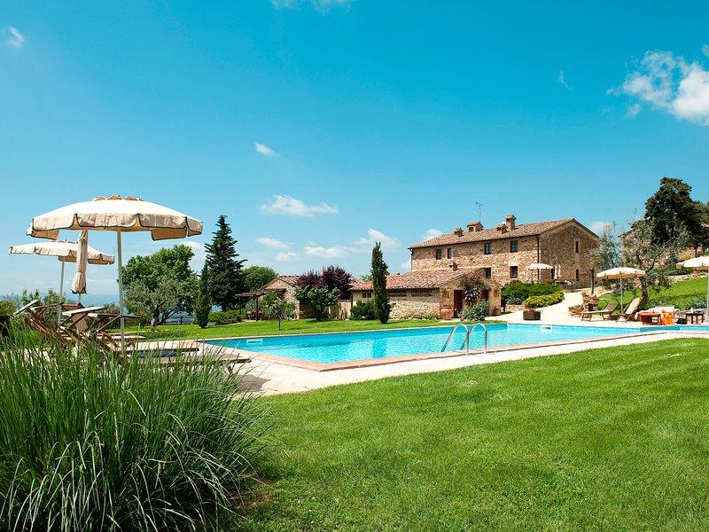 Ciclamino/Papavero (GAM201), holiday rental in Villamagna