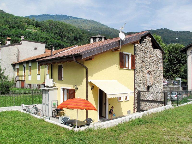Elisa (SRC125), holiday rental in Sorico