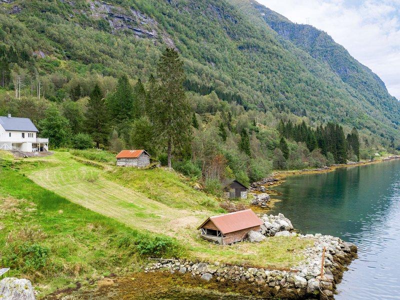 Vetlefjorden (FJS002), location de vacances à Sogn og Fjordane