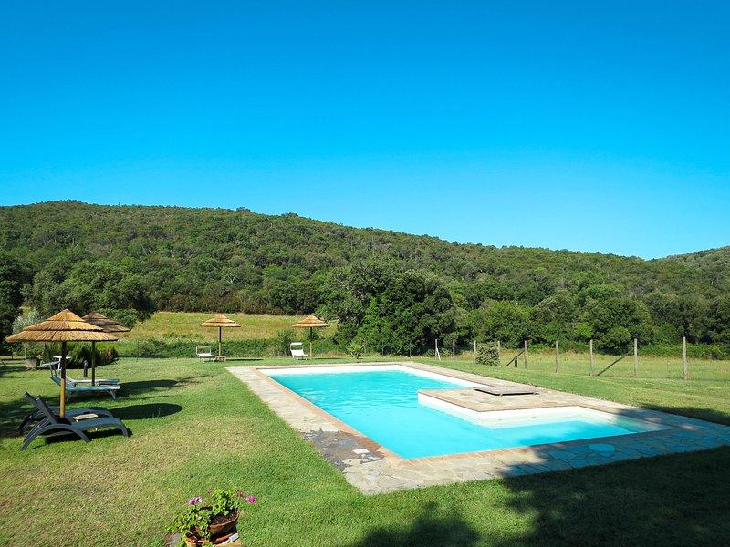 La Sughera (ROC410), aluguéis de temporada em Montepescali