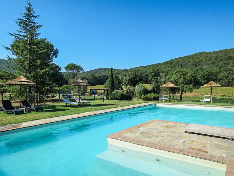 Arnaione (ROC412), holiday rental in Montepescali