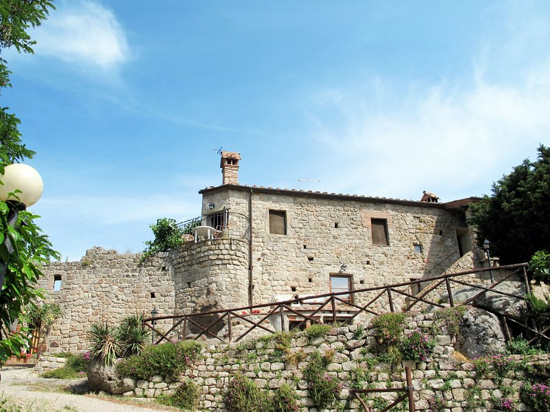 Castello di Civitella (ROC203), holiday rental in Roccastrada