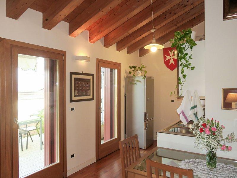Attico di Marisa (DRP100), vacation rental in Pordenone