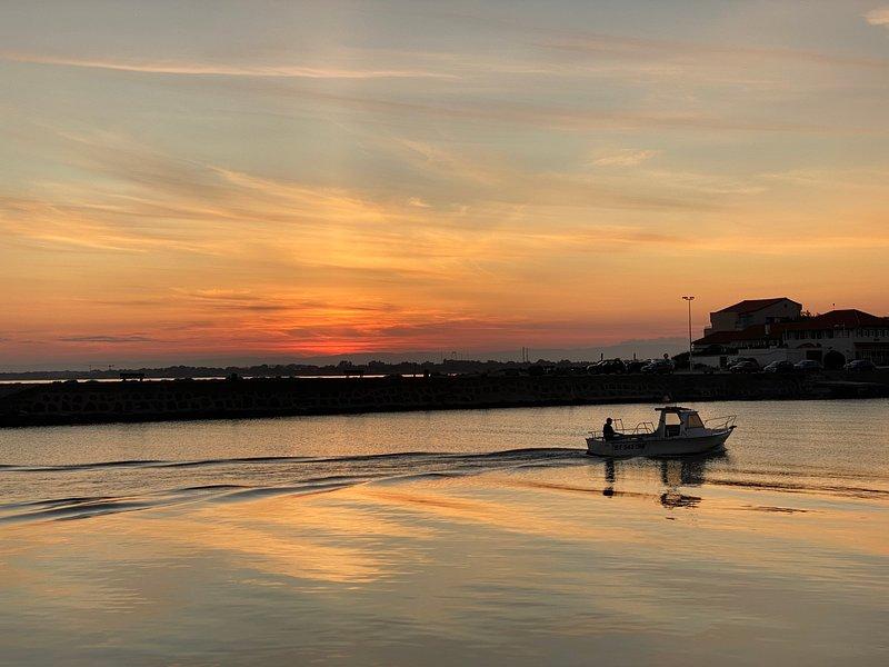 Le grau d'Agde, ancien village de pêcheurs