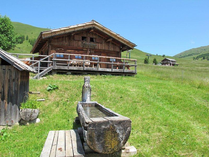 Baita Medil (ENA300), vacation rental in Bellamonte