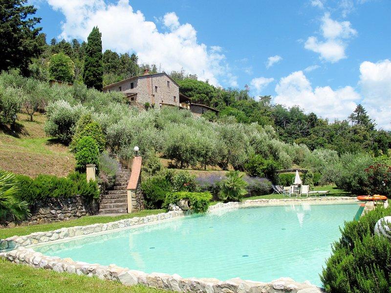 La Cupola: Giglio (PCA203), holiday rental in Villa Basilica