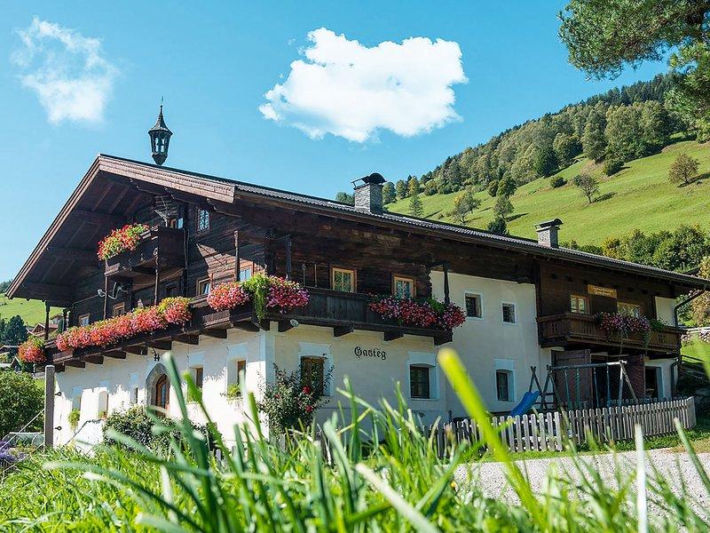Bauernhof Gasteg (PID230), location de vacances à Piesendorf