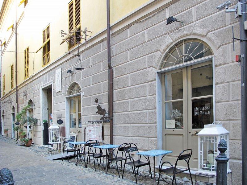 Gallesio (FLG213), vacation rental in Finalborgo