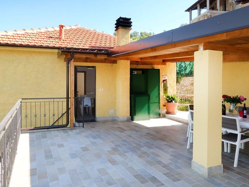 A Ca' Gialla (AEG100), location de vacances à Ortovero