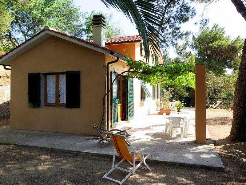 Campo Grande (RIO231), vacation rental in Rio Nell'Elba