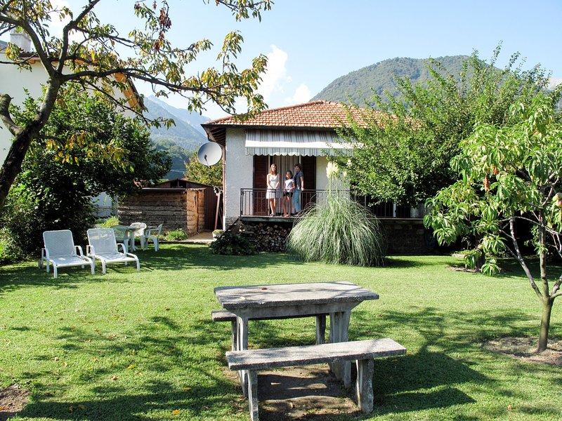 Romina (DMA175), location de vacances à Domaso