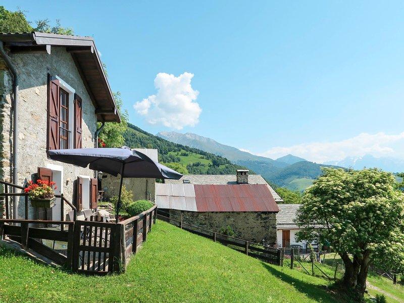 Baita dei Nonni (GRV647), location de vacances à Roveredo