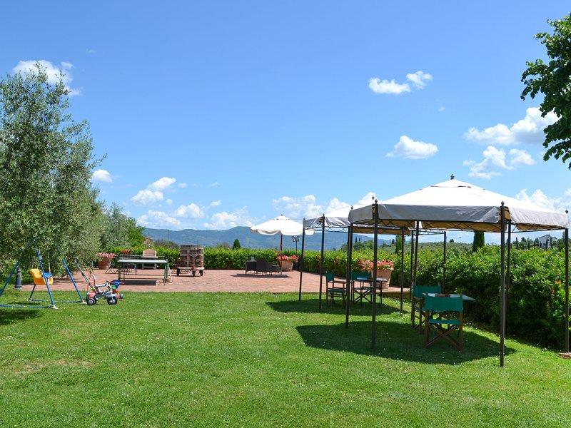 Corte in Poggio - Pervinca (CEG105), holiday rental in Stabbia