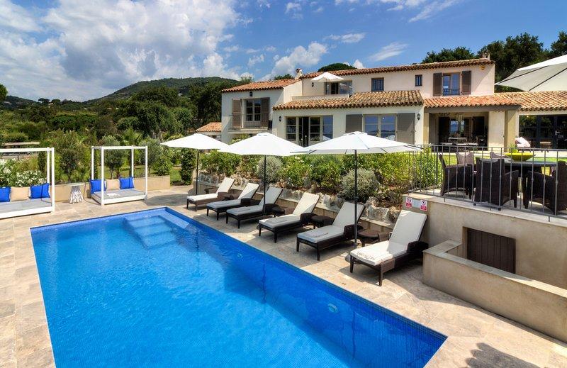 THE VILLA PALOMA. THE HOME ESCAPE., location de vacances à Ramatuelle