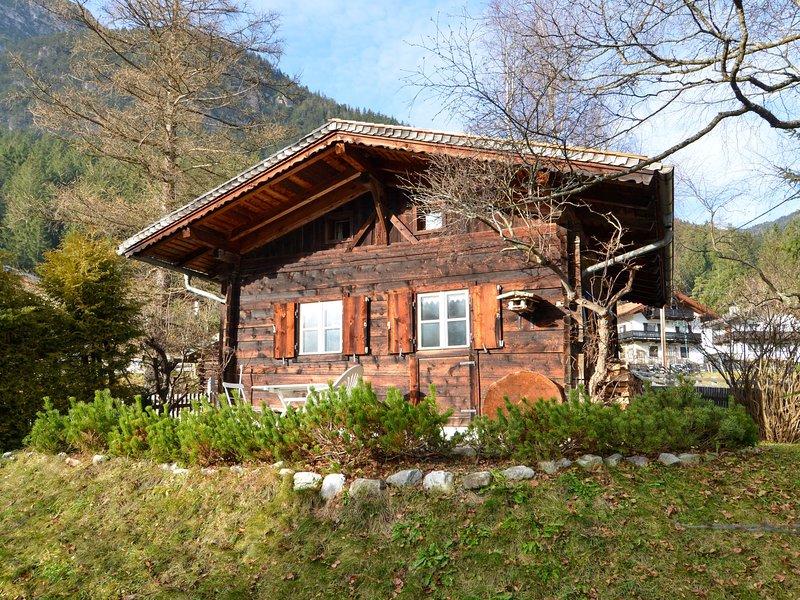 Hüttl (GSN100), vacation rental in Vipiteno