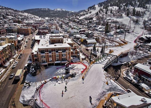 Town Lift - Park City Mountain Resort