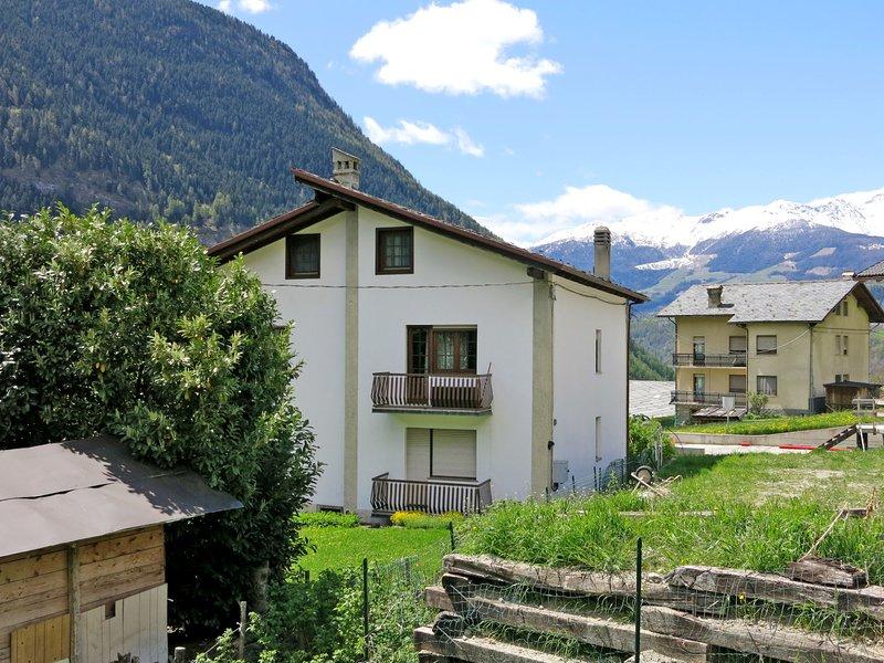 Della Cascata (VPE101), vacation rental in Saint-Oyen
