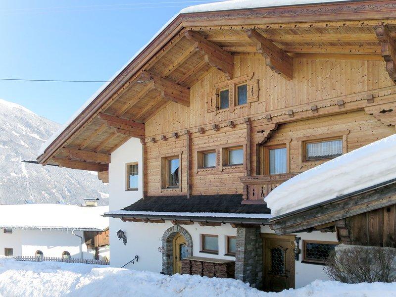 Häuser, holiday rental in Ried im Zillertal