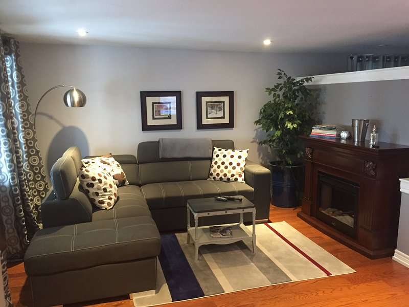 Executive Suite in Dundas, holiday rental in Dundas