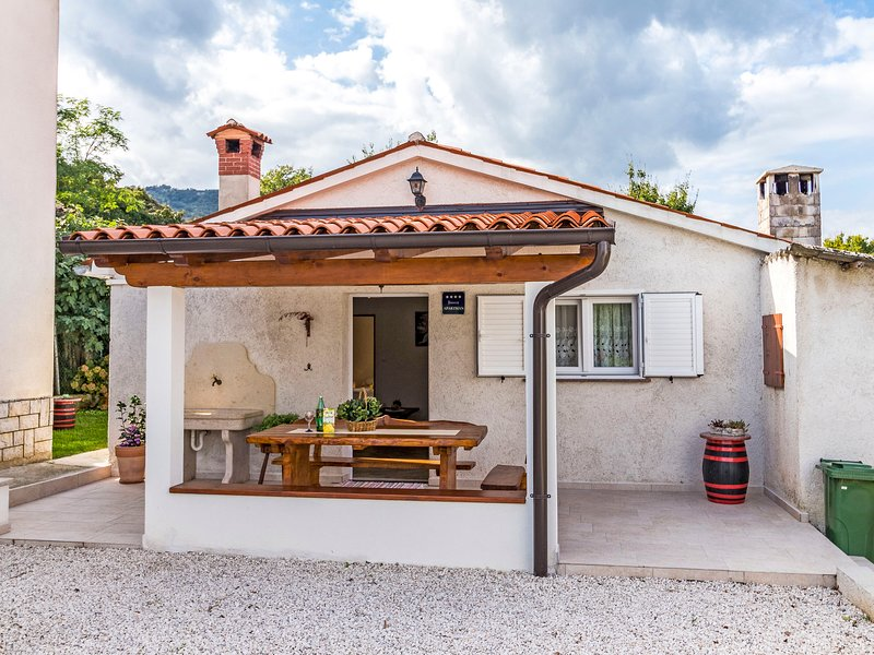 Magdalena, holiday rental in Gracisce