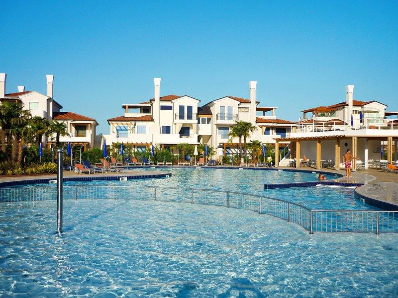 Villaggio A Mare (CAO647), location de vacances à Porto Santa Margherita