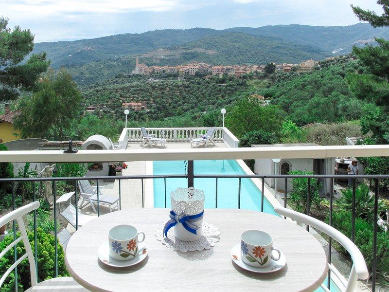 Arancio di Liguria (PGI211), vacation rental in Torrazza