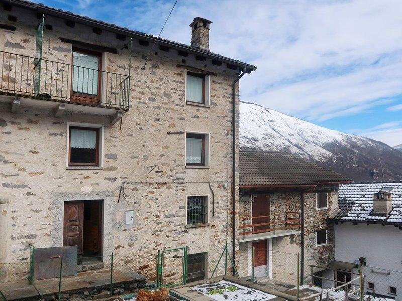 Baita Itaca (CNO450), holiday rental in Malesco