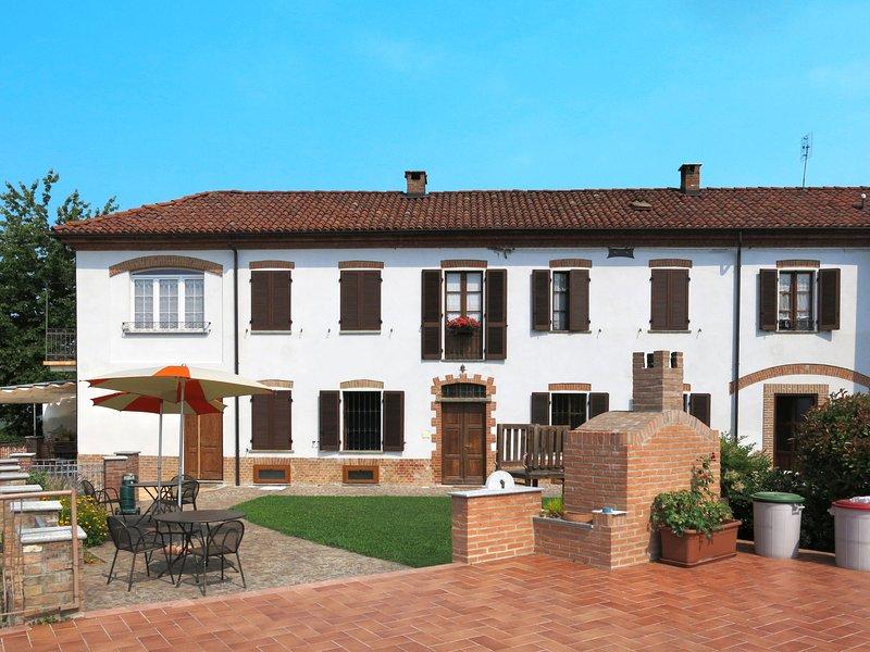 Le Rose d'Antan (CMB105), holiday rental in Villadeati