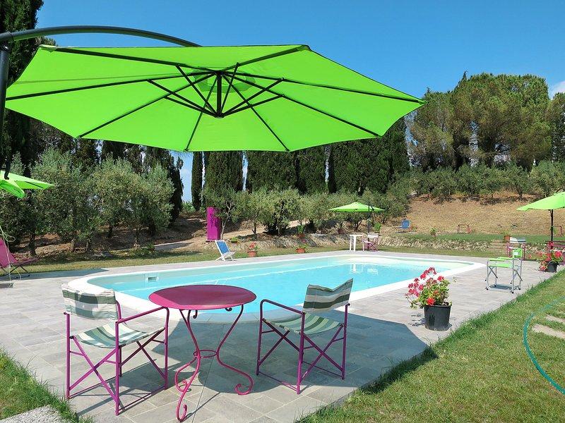 Podere Conte Francesco-Alvino (CET239), vacation rental in San Benedetto