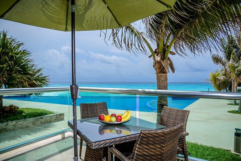 OCEAN DREAM STUDIO PLANTA BAJA, holiday rental in Cancun