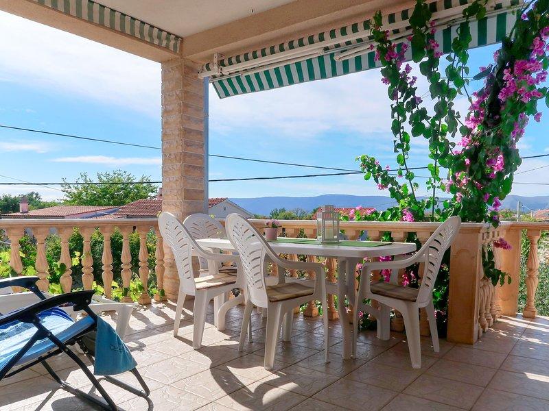 Andjelka, vacation rental in Beli