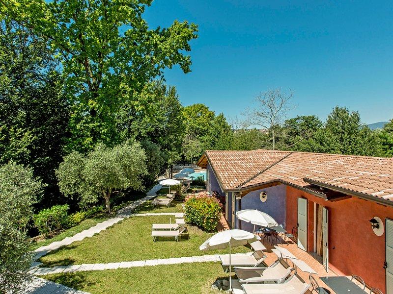 Il Ruscello (MAN140), vacation rental in Soiano Del Lago
