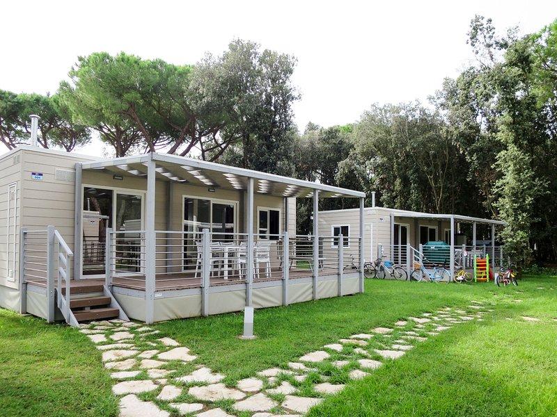 Camping Village Baia Domizia (BDO125), vacation rental in Casamare