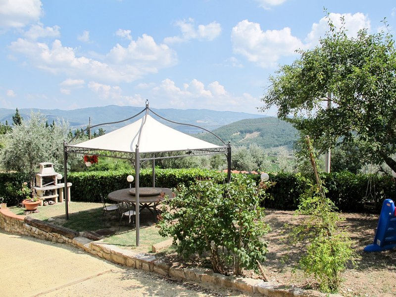 San Rocco (GRE172), holiday rental in Montefioralle