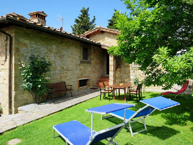 Quercia (LOF100), holiday rental in Loro Ciuffenna