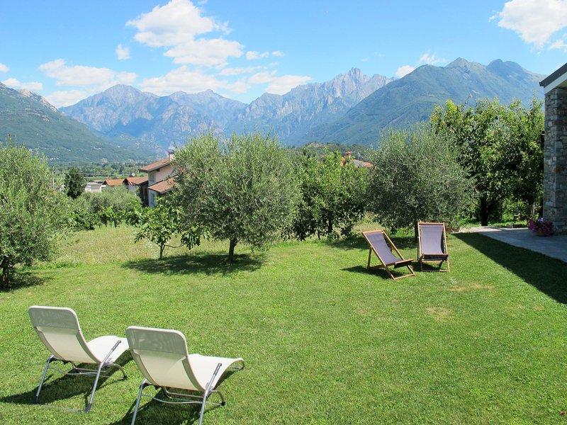 Baila (CCO510), vacation rental in Piantedo