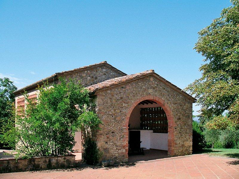 Casanuova dei Carfini - Fienile (PGG140), holiday rental in Poggibonsi