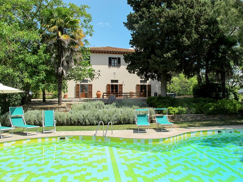 Casanuovo dei Carfini - Villa (PGG141), holiday rental in Poggibonsi